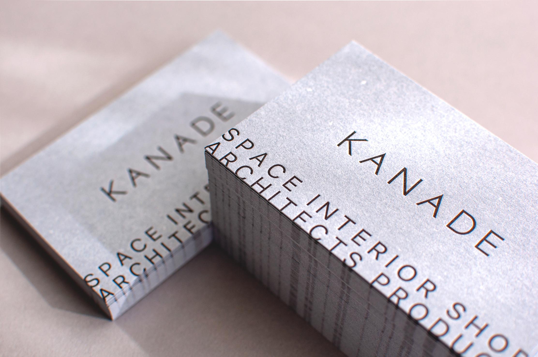 KANADE INC.|CARD DESIGN MONARCH