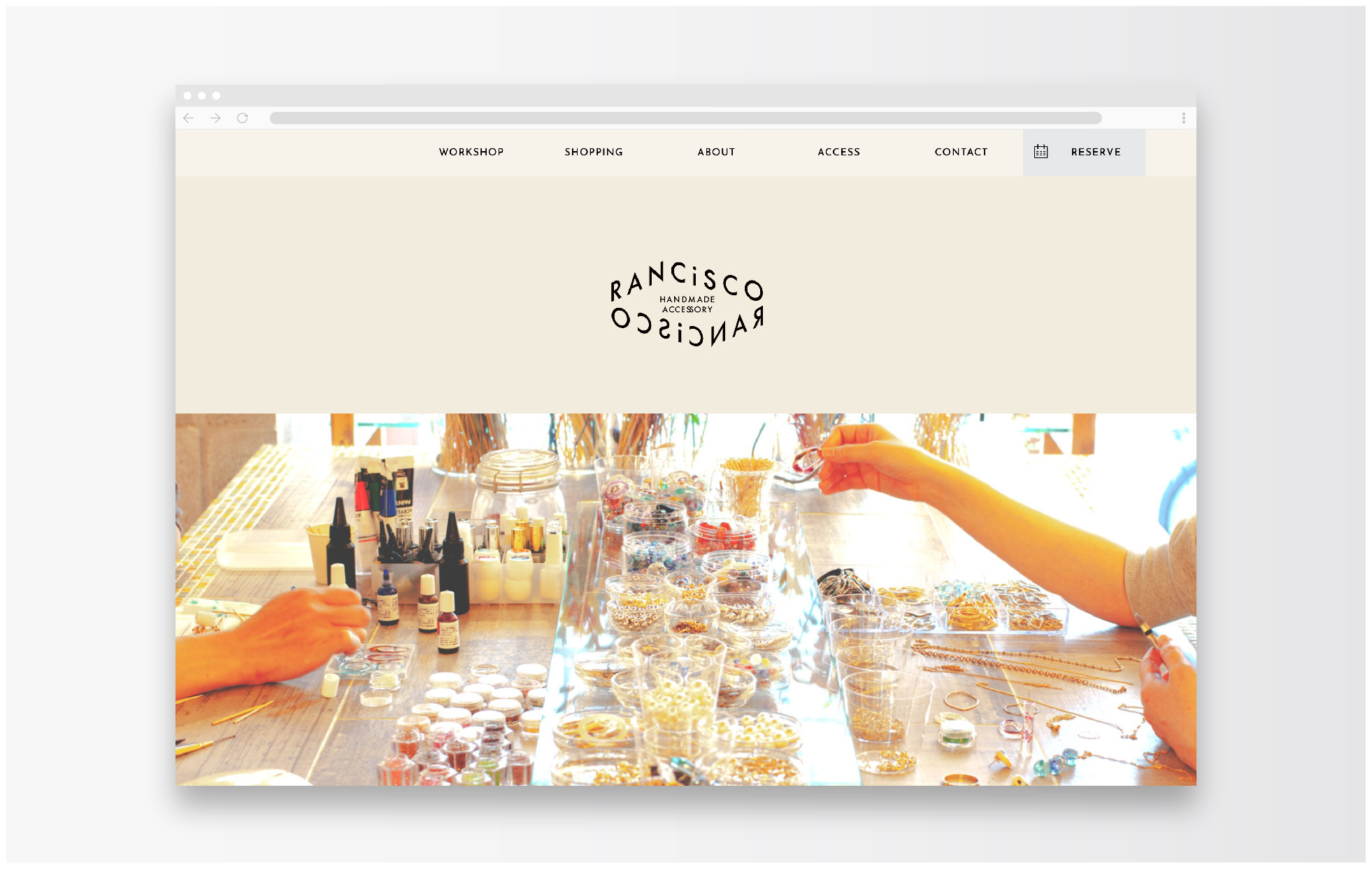 RANCiSCO by UNION Branding Project|MONARCH