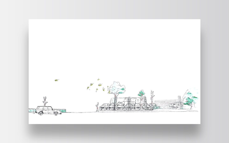Yoshimi Auto Co.,Ltd.|Web Design|Illustration|Chika Hanabata